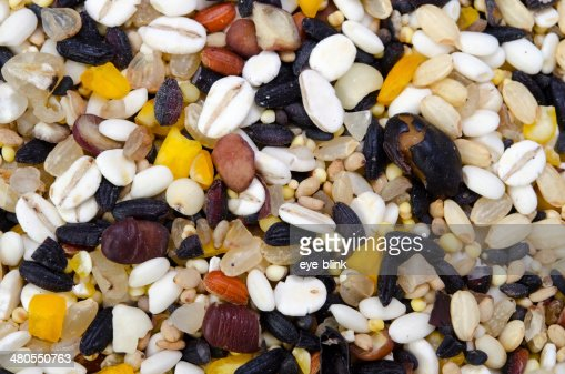 Coarse Cereal : Stock Photo