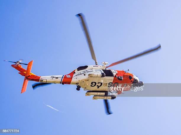 US Coast Guard in San Diego