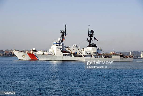 US Coast Guard Schiff