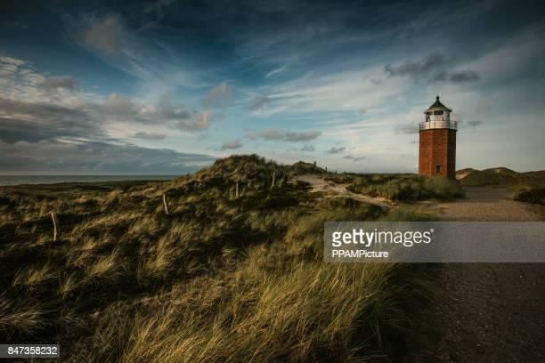 Coast Landscape with a lighthouse, Island of Sylt