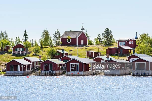 Coastal houses