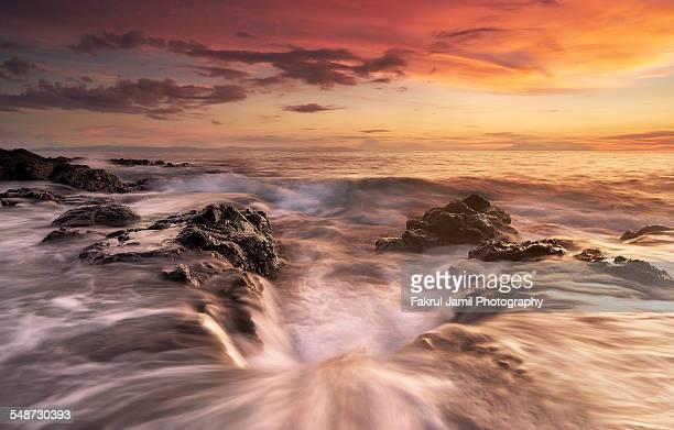 Coastal Landscape of Lombok