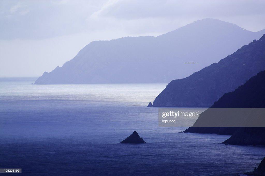 Coastal Landscape : Stock Photo