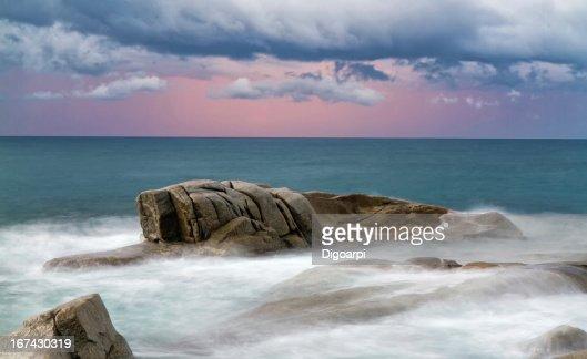 La Costa : Foto de stock
