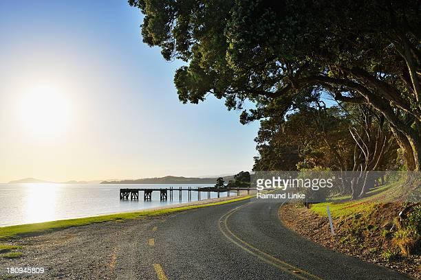 Coastal Road at Morning