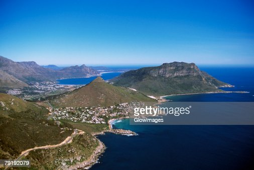 Coastline, Cape of Good Hope, South Africa : Stock Photo