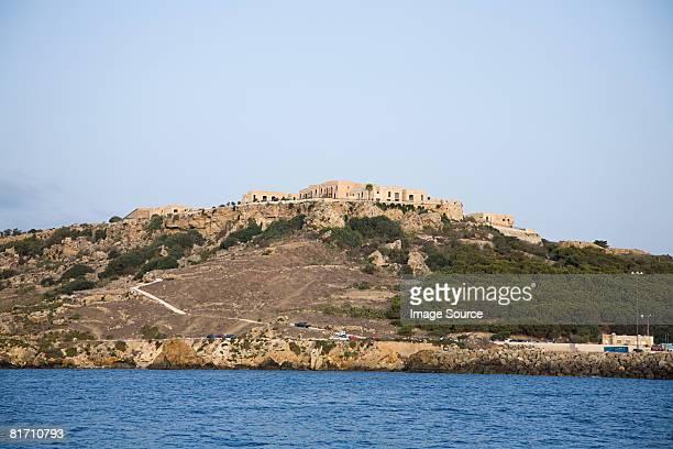 Coastline of syracuse