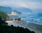 Coastline, Oregon, USA