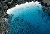 Coastline, St. John, US Virgin Islands