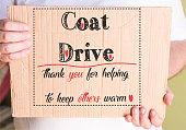 Coat Drive Promotion