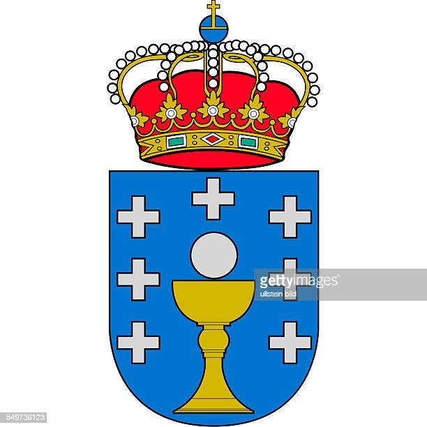Coat of arms of Galicia