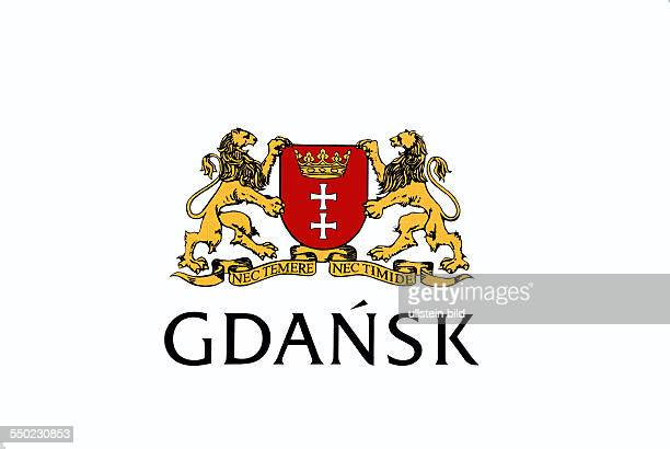 Coat of arms of the Polish city of Gdansk