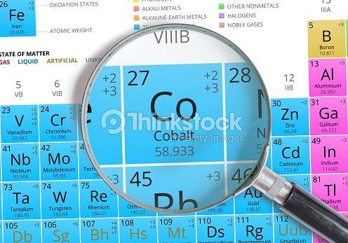 Cobalt symbol element of the periodic table zoomed stock photo cobalt symbol element of the periodic table zoomed stock photo urtaz Gallery