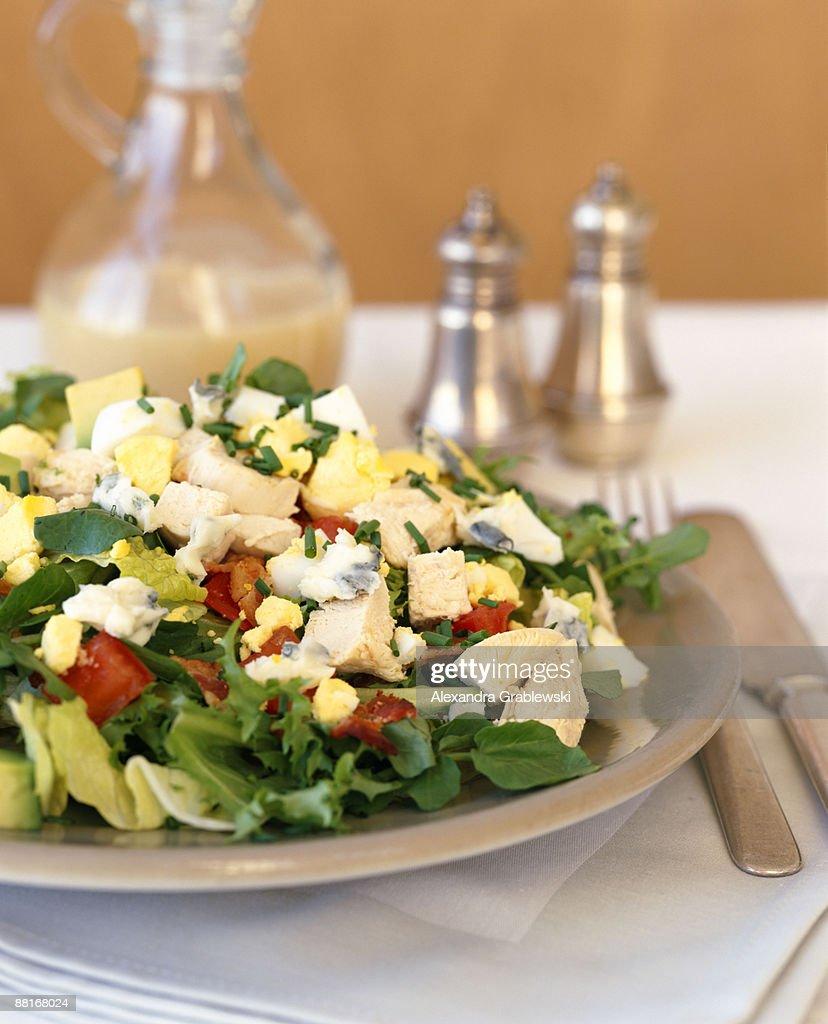 Cobb salad : Stock Photo