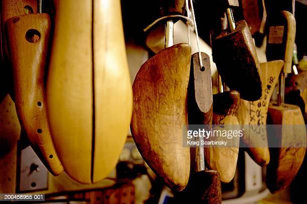 Cobbler's tools, close-up
