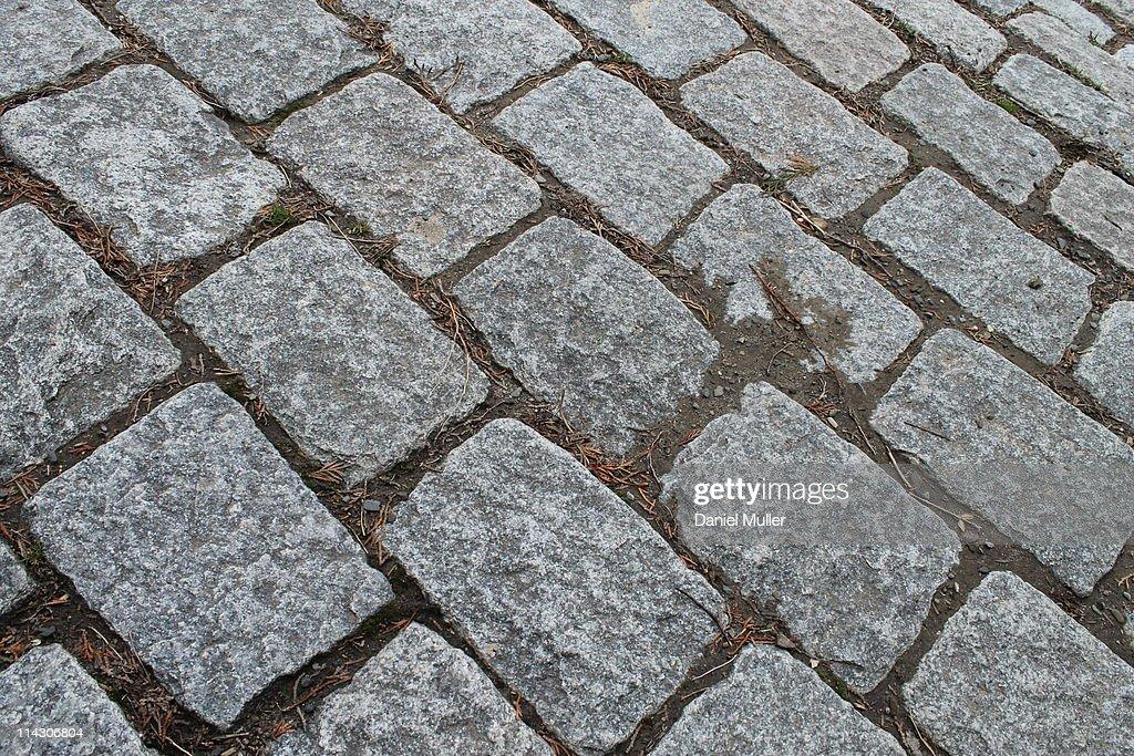 Cobblestones : Stock Photo