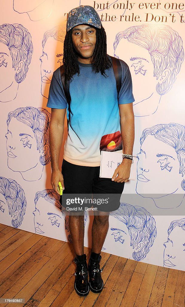 Cobi Yates attends the launch of Alexa Chung's first book 'It' at Liberty on September 4, 2013 in London, England.