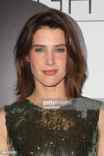 Cobie Smulders attends the 'Present Laughter' Opening Night After Party at Gotham Hall on April 5 2017 in New York City