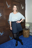 Cobie Smulders attends the 'Results' cast party at GREY GOOSE Blue Door during Sundance on January 27 2015 in Park City Utah