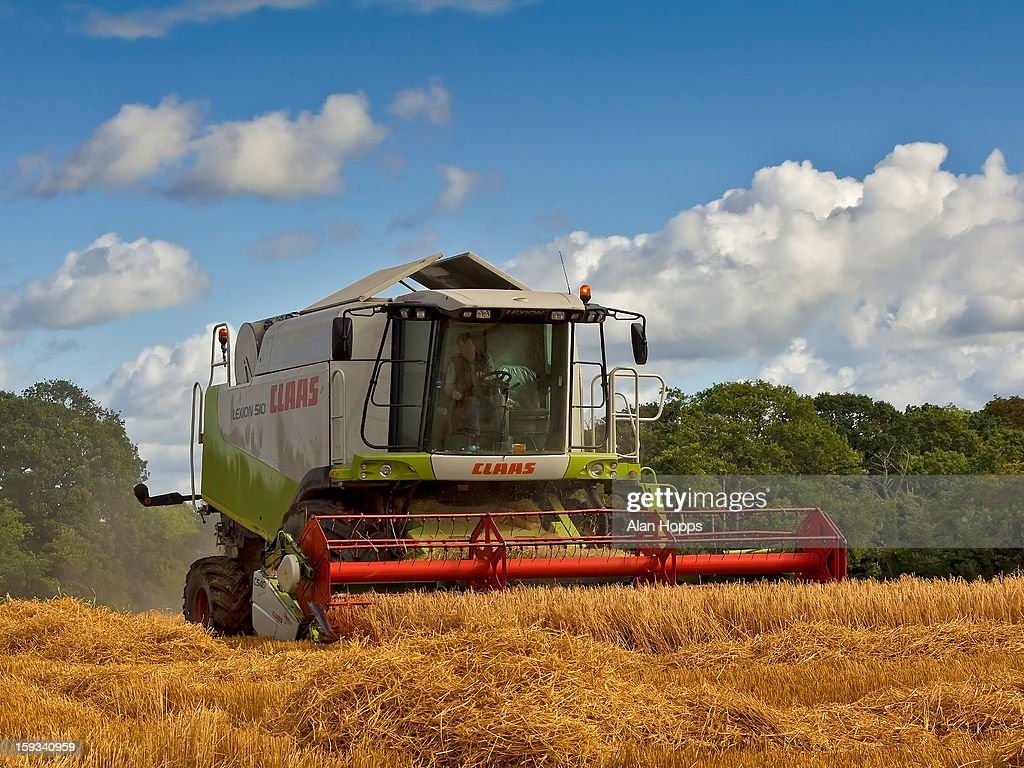 CONTENT] Cobining spring barley near Richhill, County Armagh, Northern Ireland on 19/9/12.