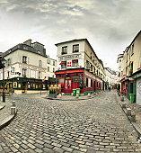 Coblestone street