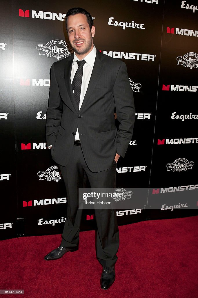 DJ Cobra attends the 'House of Hype' Monster Grammy party at SLS Hotel on February 10, 2013 in Los Angeles, California.