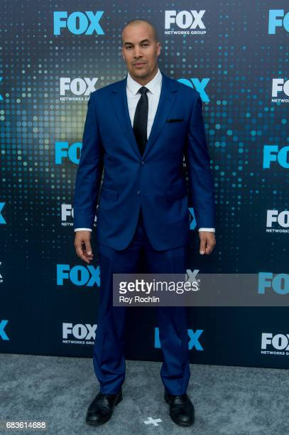 Coby Bell attends the 2017 FOX Upfront at Wollman Rink Central Park on May 15 2017 in New York City
