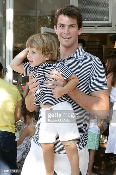 Coby Bronfman and Eli Bronfman attend HATCHLINGS Spring 2008 'HATCH' Boys Collection hosted by ANNETTE LAUER CRISTINA CUOMO and ANA MARIA PEREZ at...