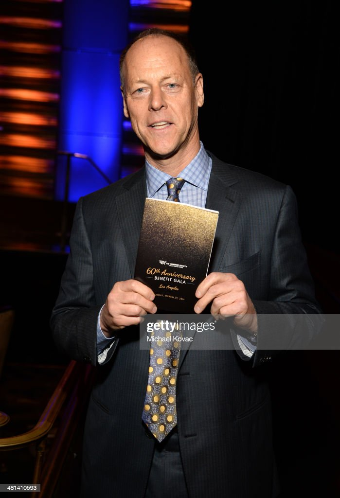 Co-CEO of Whole Foods Walter Robb attends the Humane Society of The United States 60th Anniversary Gala at The Beverly Hilton Hotel on March 29, 2014 in Beverly Hills, California.
