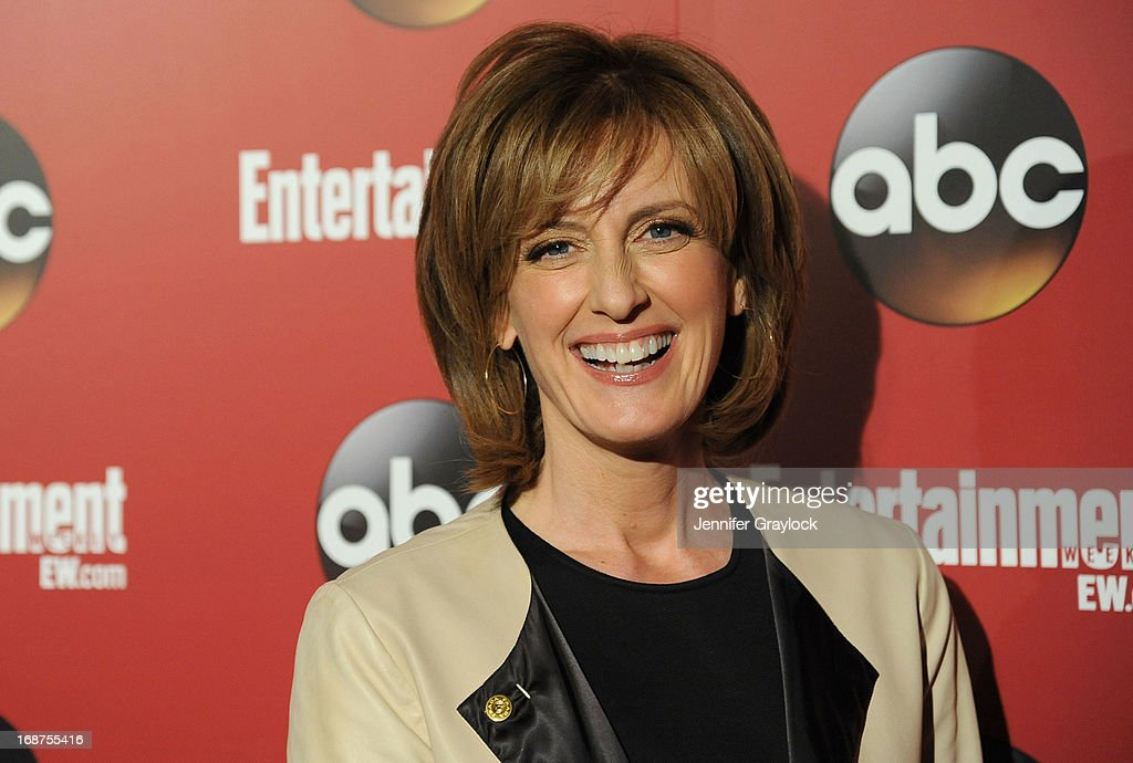 Co-chair, Disney Media Networks, and president, Disney/ABC Television Group Anne Sweeney attends the Entertainment Weekly & ABC 2013 New York Upfront Party at The General on May 14, 2013 in New York City.
