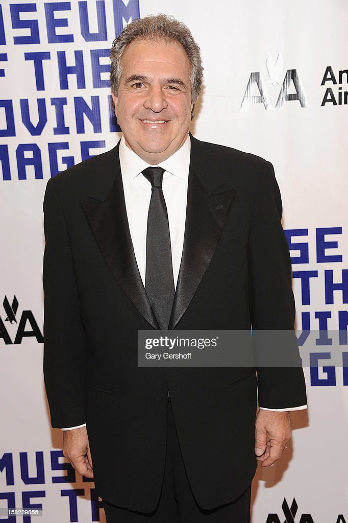 Co-Chairman and CEO, Fox Flmed Entertainment, Jim Gianopulos attends the Museum Of Moving Image Salute To Hugh Jackman at Cipriani Wall Street on December 11, 2012 in New York City.