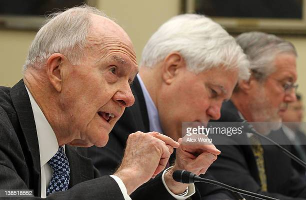 CoChairman of Blue Ribbon Commission on America's Nuclear Future USAF Lt Gen Brent Scowcroft Commissioner of Blue Ribbon Commission on America's...