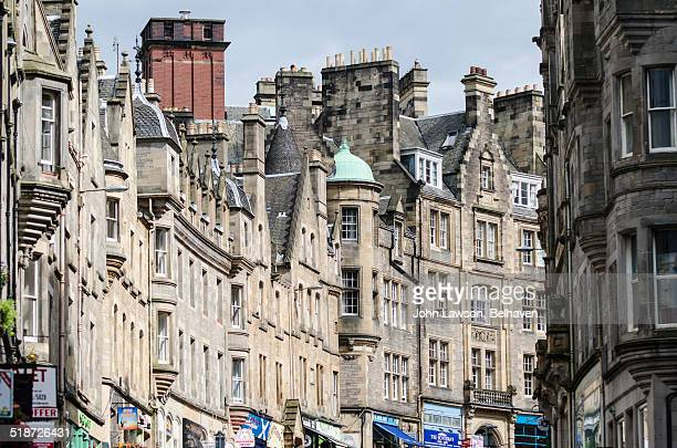 Cockburn Street, Edinburgh, Scotland