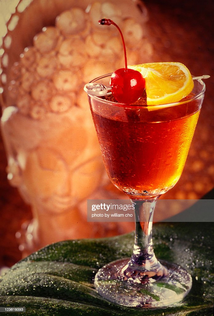Cocktail drink : Stock Photo
