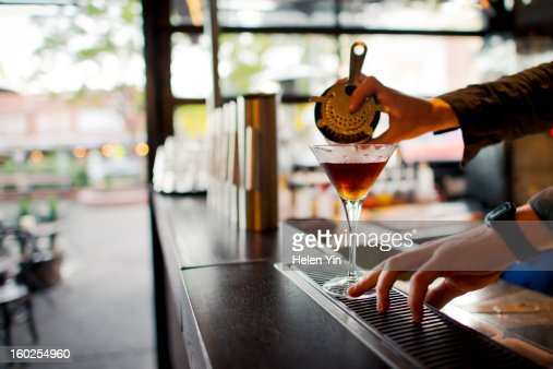 cocktail hour : Stock Photo