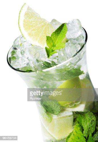 Cocktail - Mojito : Stock Photo