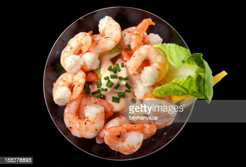 Prawn Cocktail Stock Photos and Pictures | Getty Images