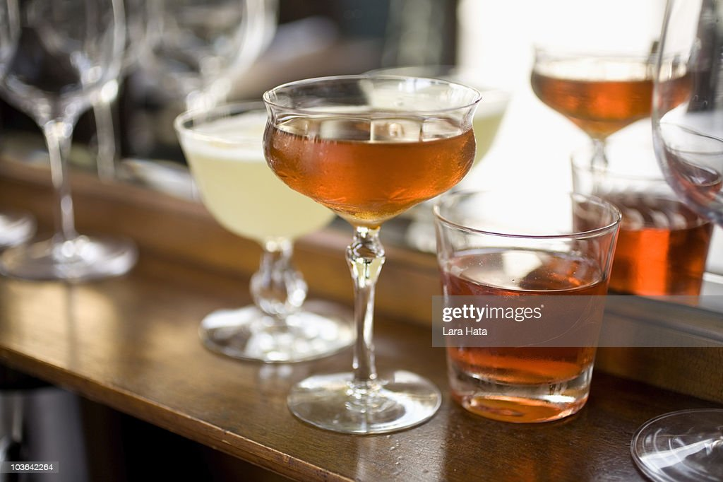 Cocktails : Stock Photo