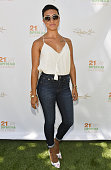 Coco attends Rainbeau Mars E Book Brunch Celebration on July 22 2016 in Beverly Hills California