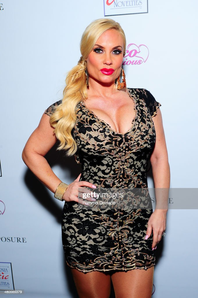 Coco Austin attends the 'Coco Licious' Collection Launch at The Raven ...