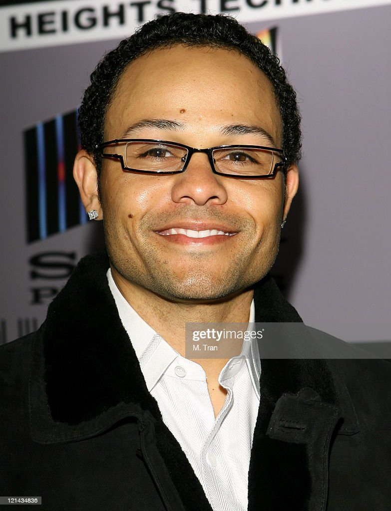 <a gi-track='captionPersonalityLinkClicked' href=/galleries/search?phrase=Coco+Crisp&family=editorial&specificpeople=206376 ng-click='$event.stopPropagation()'>Coco Crisp</a> during The Boyle Heights Music and Arts Program Launch - Arrivals at Boyle Heights School in Los Angeles, California, United States.
