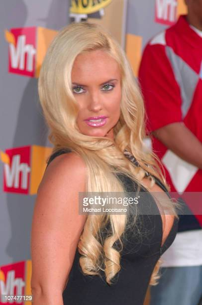 CoCo during 2005 VH1 Hip Hop Honors Arrivals at Hammerstein Ballroom in New York City New York United States