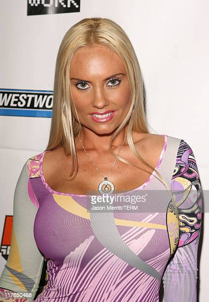 CoCo during VH1 Big in '06 Radio Forum in Los Angeles California United States