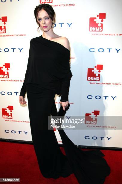 Coco Rocha attends DKMS' 4th Annual Gala' LINKED AGAINST LEUKEMIA at Cipriani's 42nd St on April 29 2010 in New York City