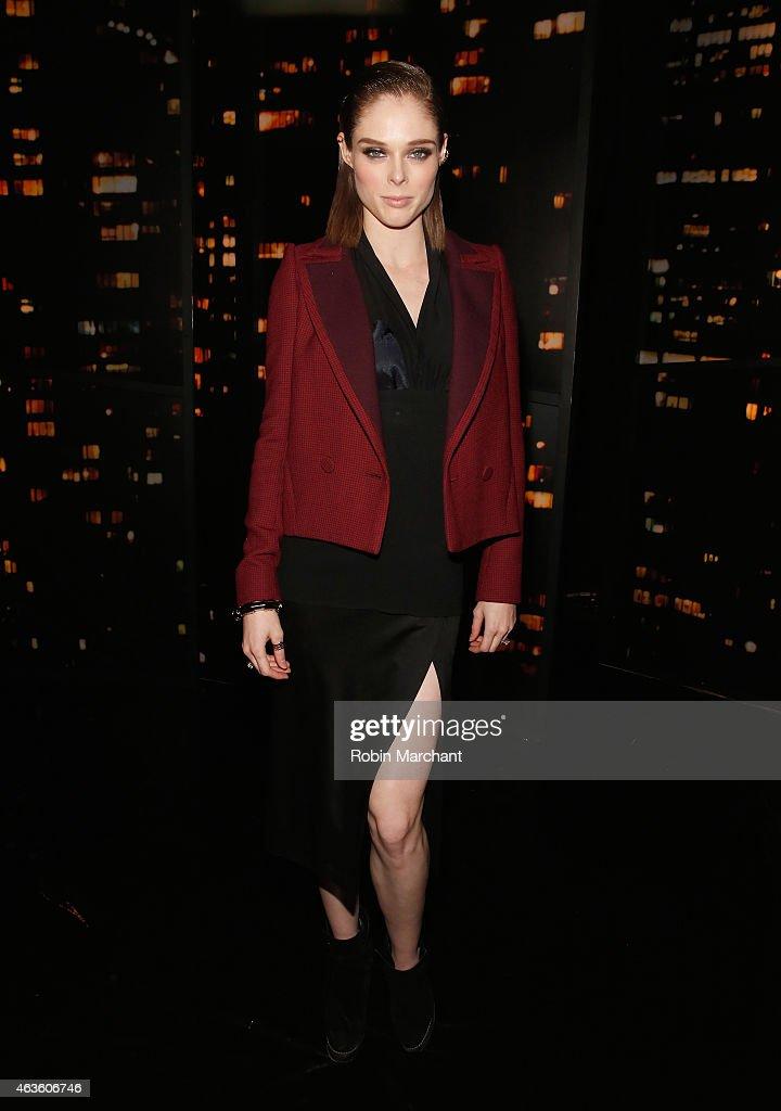 Donna karan new york front row backstage mercedes for Donna karan new york