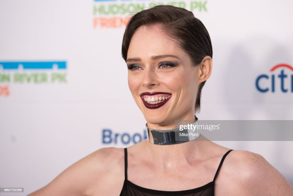 Coco Rocha attends the 2017 Hudson River Park Annual Gala at Hudson River Park's Pier 62 on October 12, 2017 in New York City.