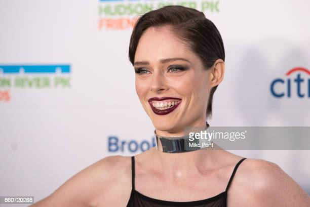 Coco Rocha attends the 2017 Hudson River Park Annual Gala at Hudson River Park's Pier 62 on October 12 2017 in New York City
