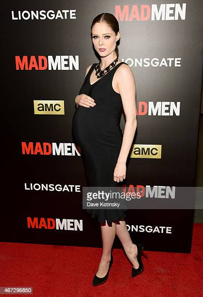 Coco Rocha attends the 'Mad Men' New York Special Screening at The Museum of Modern Art on March 22 2015 in New York City