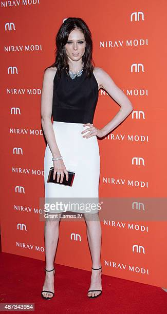 Coco Rocha attends the Nirav Modi US boutique grand opening at Nirav Modi Boutique on September 8 2015 in New York City