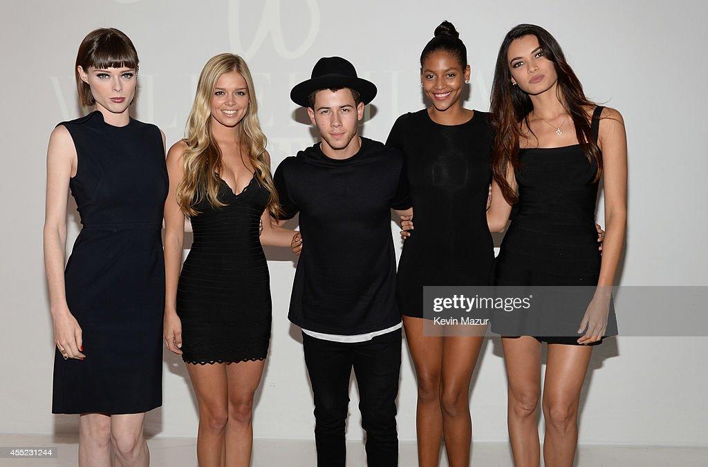 Wilhelmina Models Fashion Week Party